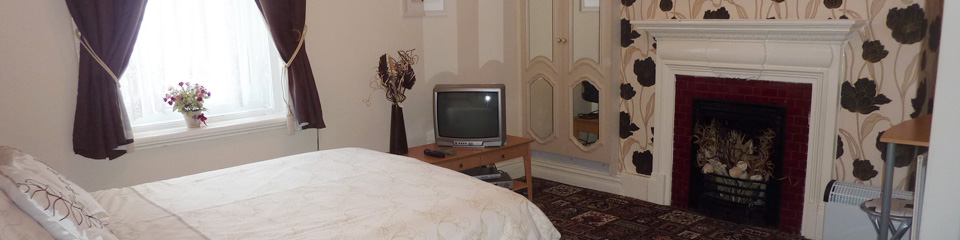 Norwyn Court Blackpool Self Catering Apartments - Flat C Bedroom